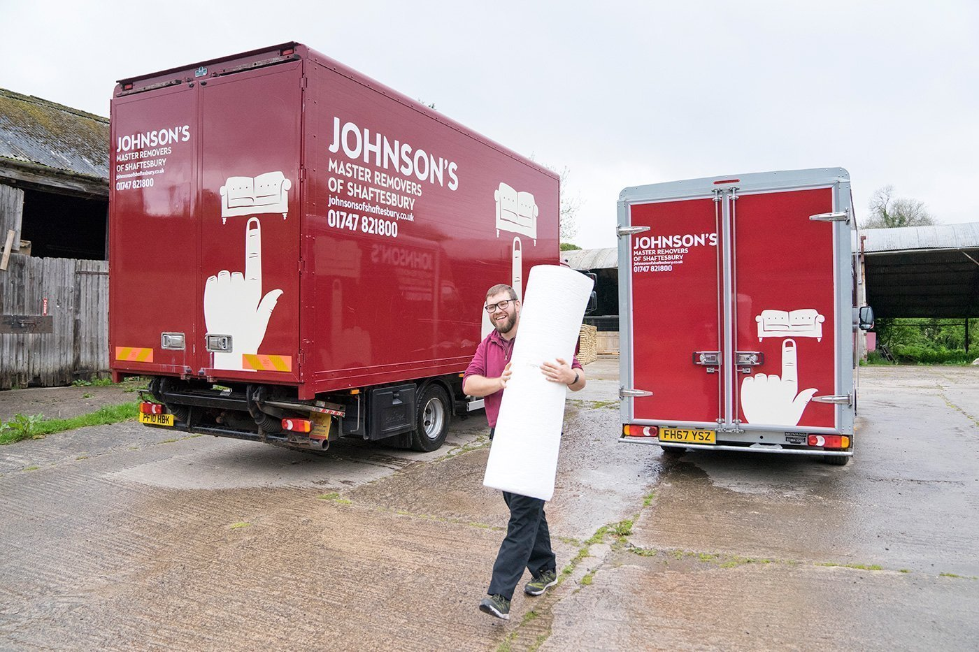 A Range of Removals Services in Dorset