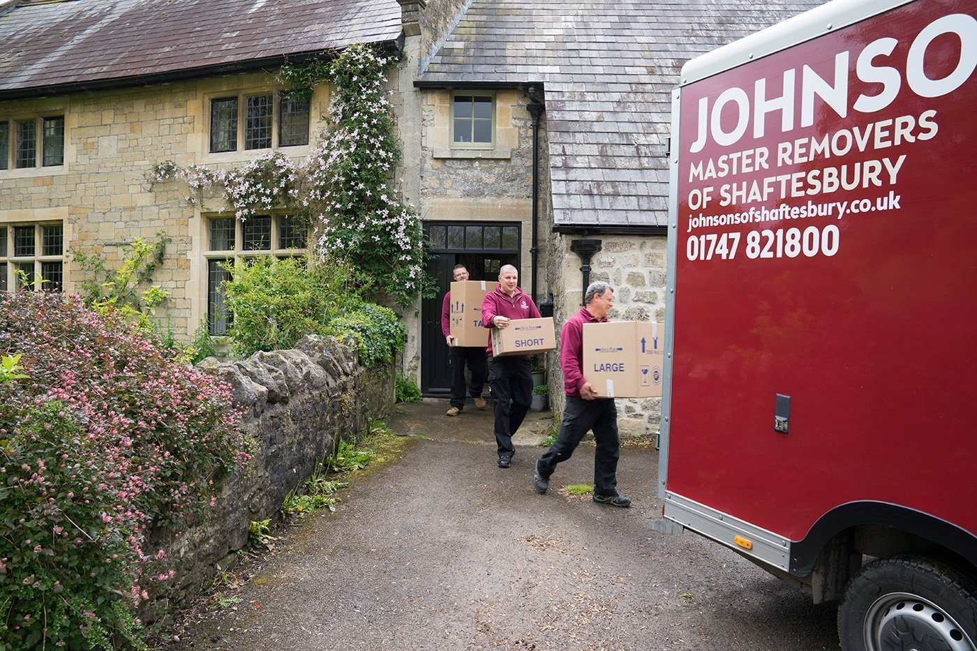 Johnson's – Dorset's Oldest and Best Loved Removals Company